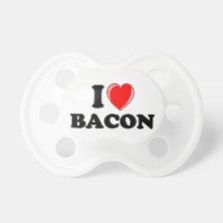 I Love Bacon Pacifier