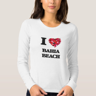 I love Bahia Beach Florida Shirt