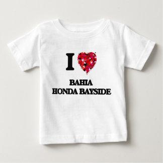 I love Bahia Honda Bayside Florida T-shirts