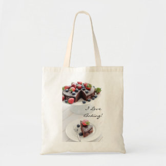 I love Baking! Tote Bag