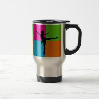 I love ballet - homeware travel mug