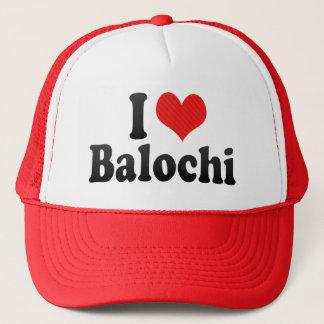 I Love Balochi Trucker Hat