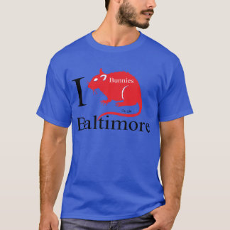 I love Baltimore, Bunnies T-Shirt