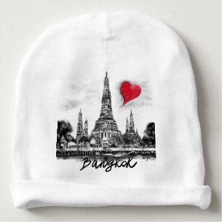 I love Bangkok Baby Beanie