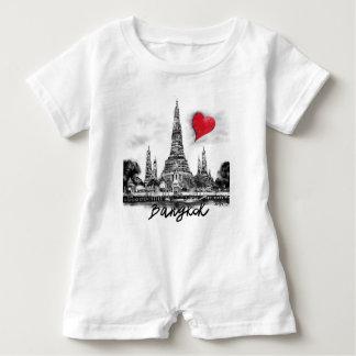 I love Bangkok Baby Romper