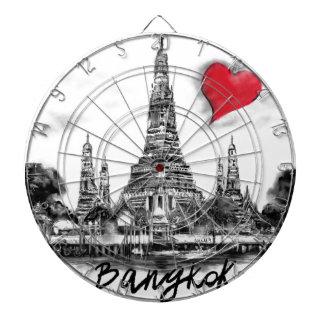 I love Bangkok Dartboard