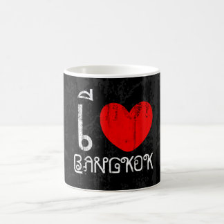 I Love Bangkok or I Heart Bangkok Coffee Mug