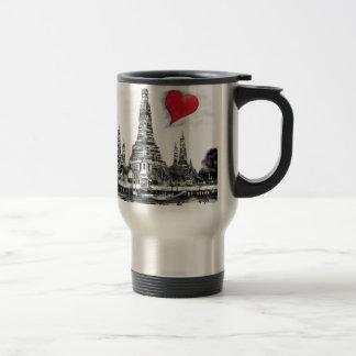 I love Bangkok Travel Mug