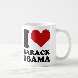 I love Barack Obama Mug