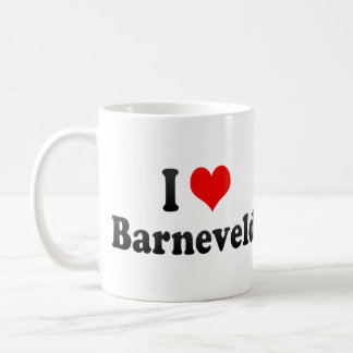 I Love Barneveld, Netherlands Coffee Mug