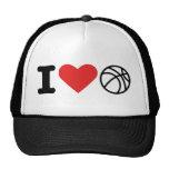 I love basketball mesh hats