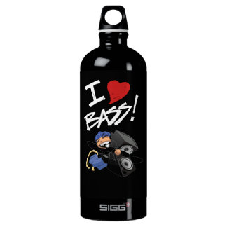 I love Bass Bottle