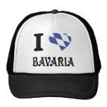I love bavaria icon hat