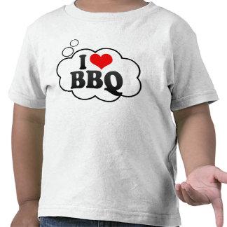 I love BBQ T Shirt