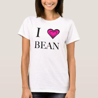 I Love Bean! T-Shirt