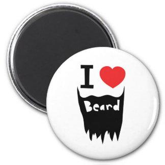 I love beard magnet