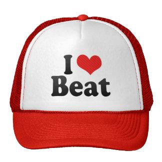 I Love Beat Hats
