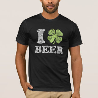 I Love Beer! T-Shirt