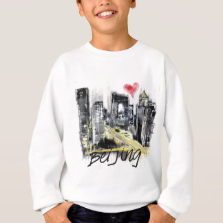 I love Beijing Sweatshirt