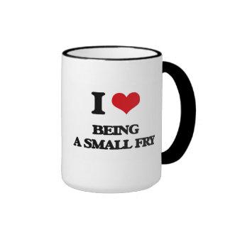 I love Being A Small Fry Coffee Mug