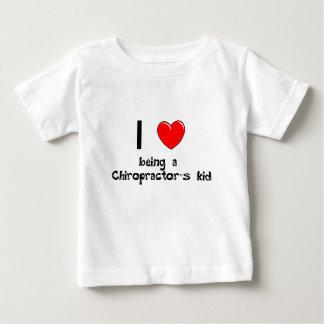 I love being an Chiropractor's Kid T-Shirt