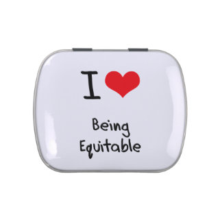 I love Being Equitable