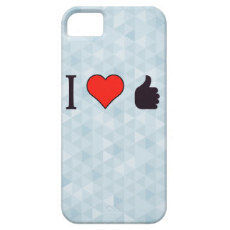I Love Being Praised iPhone 5 Cover