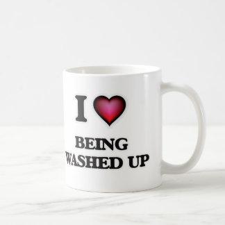 I love Being Washed-Up Coffee Mug