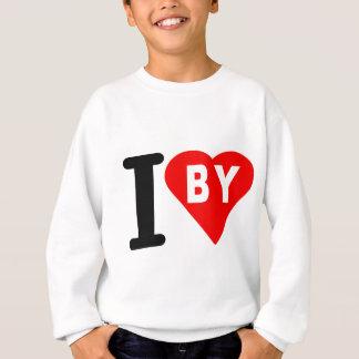i-love-Belarus.png Sweatshirt