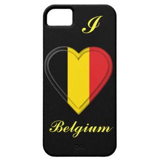 I love Belgium iPhone 5 Cover