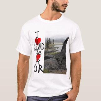 I Love Bend T-Shirt