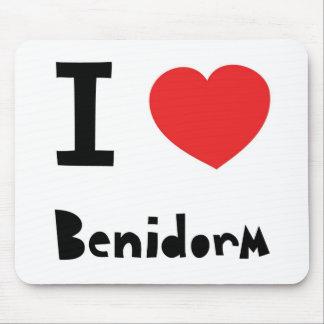 I love Benidorm Mouse Pad
