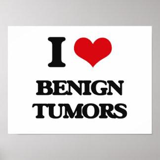 I Love Benign Tumors Poster