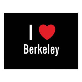 I love Berkeley Postcard