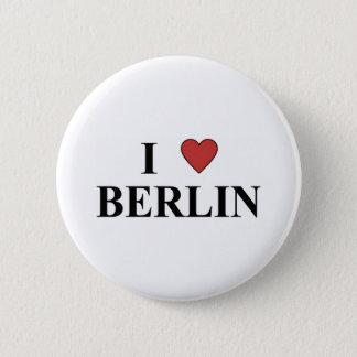 I Love Berlin 2 Inch Round Button