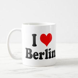 I Love Berlin, Germany. Ich Liebe Berlin, Germany Coffee Mug