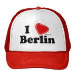 I Love Berlin Hats
