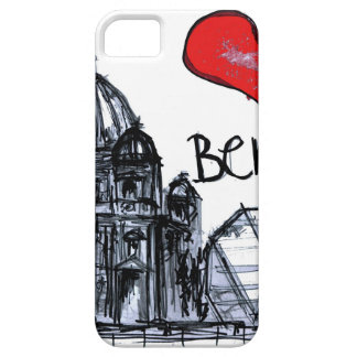 I love Berlin iPhone 5 Cover
