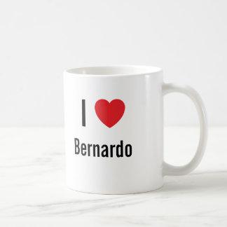 I love Bernardo Coffee Mug