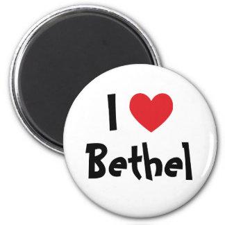I Love Bethel Magnet