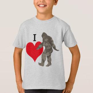 I LOVE BIGFOOT 1 T-Shirt