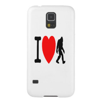 I LOVE BIGFOOT CASES FOR GALAXY S5