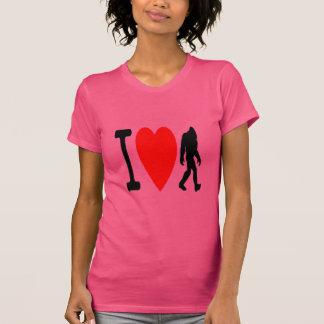 I LOVE BIGFOOT T-Shirt