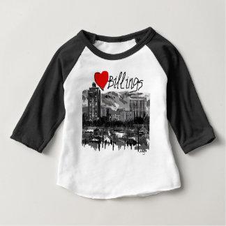 I love Billings Baby T-Shirt