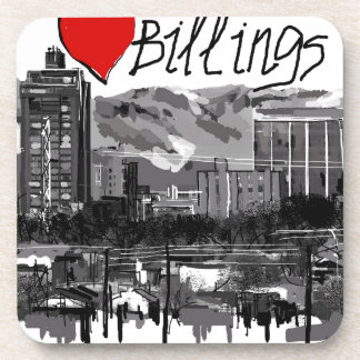I love Billings Coaster