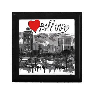 I love Billings Gift Box