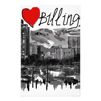 I love Billings Stationery