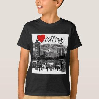 I love Billings T-Shirt