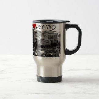 I love Billings Travel Mug