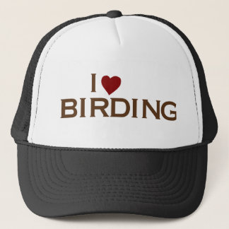 I Love Birding Trucker Hat